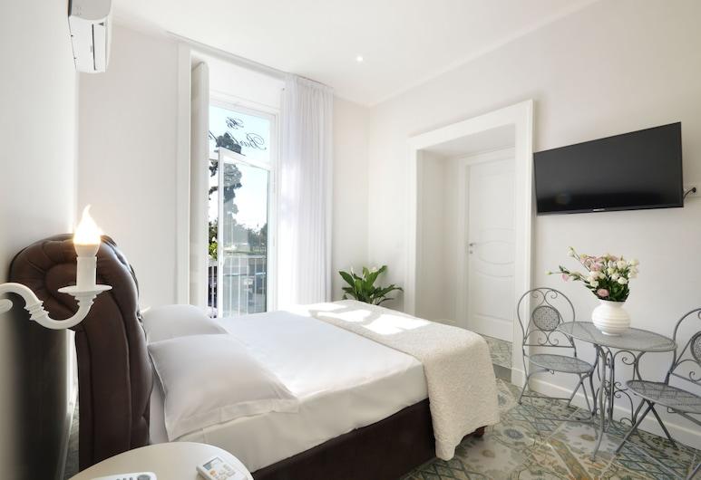 巴巴雷拉之家酒店, 那不勒斯, 套房, 熱水浴缸, 客房