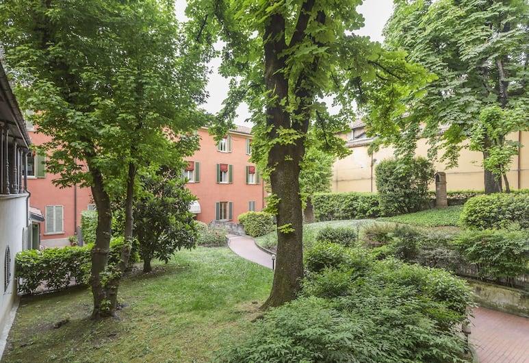 Santo Stefano C - Beautiful apartment with private garage, Bologna, Appartamento, Parco della struttura