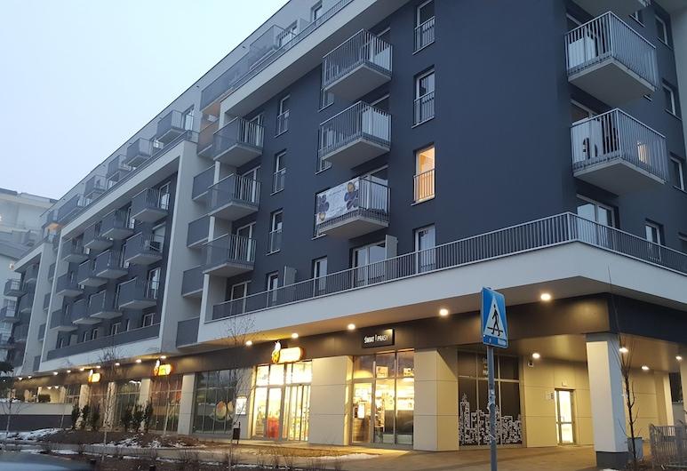 NAMIco apart Sokolowska 11, Varšava, Pohľad na zariadenie