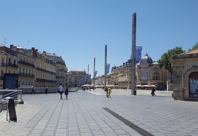 Grand Duplex 230 m2 Place Comedie, Montpellier, Außenbereich