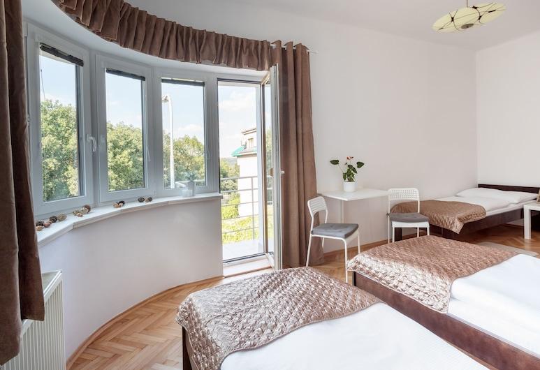 Green Park Apartments, Prague, Appartement Classique, non-fumeurs, Chambre