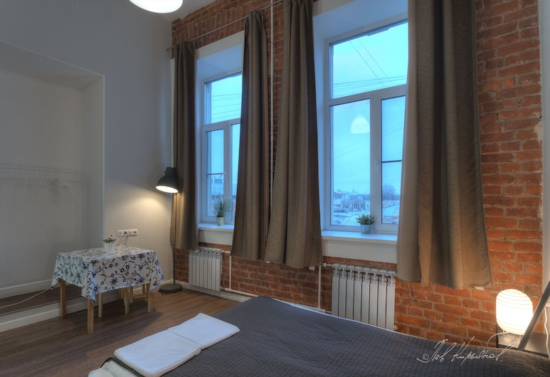 Гостиница «Иван да Марья», Санкт-Петербург, Студия «Комфорт», Несколько кроватей, для некурящих, Номер