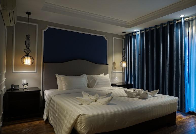 Hanoi La Castela Hotel, האנוי, חדר אורחים