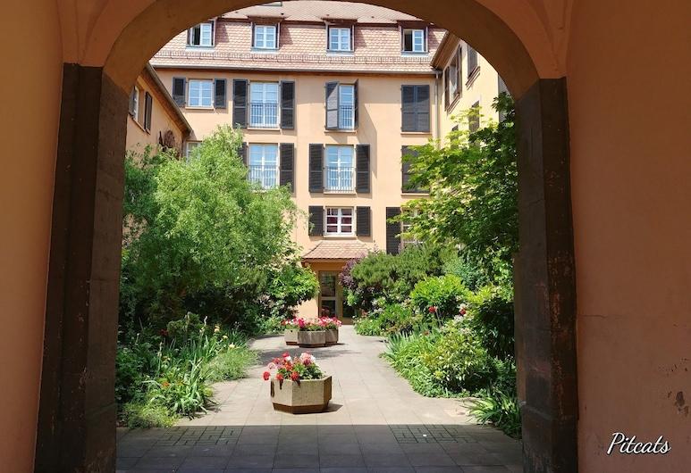 Gite Colmar Petite Venise, Colmar, Departamento urbano, 1 cama King size, para no fumadores, Habitación