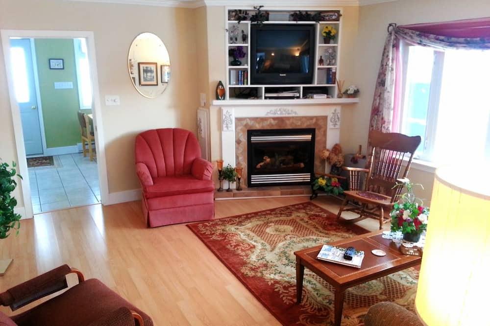 Cottage, 2 Bedrooms, Kitchen - Living Room