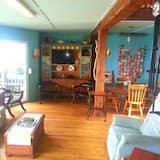 平房, 1 間臥室, 廚房 - 客廳