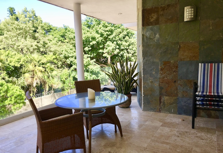Mamitas Village by Casago, Playa del Carmen, Familienapartment, Mehrere Betten, Nichtraucher, Balkon