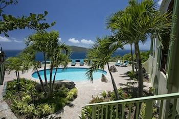 St. Thomas — zdjęcie hotelu Magens Hideaway