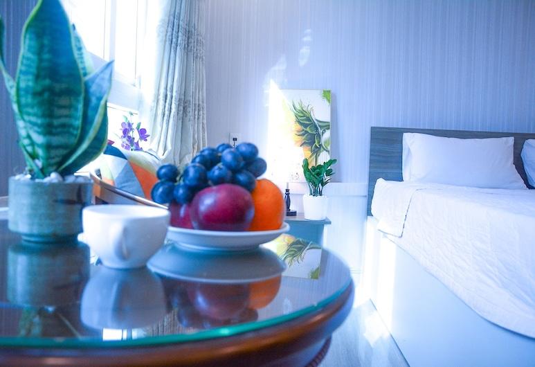 パラゴン サイゴン サービスド アパートメント, ホーチミン, スーペリア ダブルルーム, 部屋