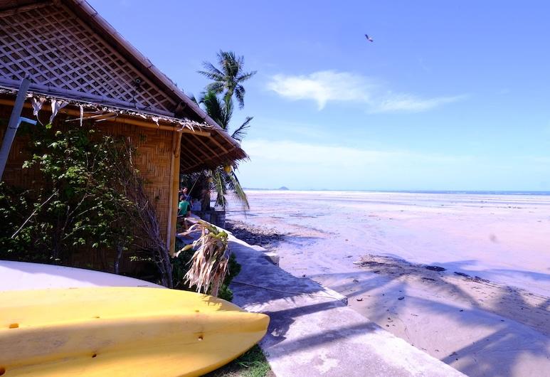 班卡漢家庭旅館, 蘇梅島, 海灘