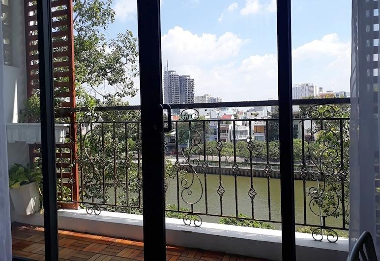 Sati Apartment Riverside, Hošimina, Paaugstināta komforta studijas tipa numurs, vairākas guļamistabas, Viesu numurs