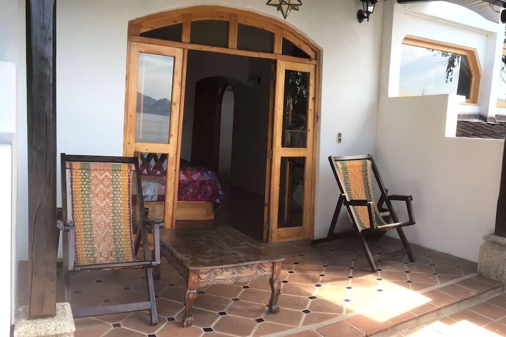 Deluxe-Haus, 3Schlafzimmer, Nichtraucher - Balkon