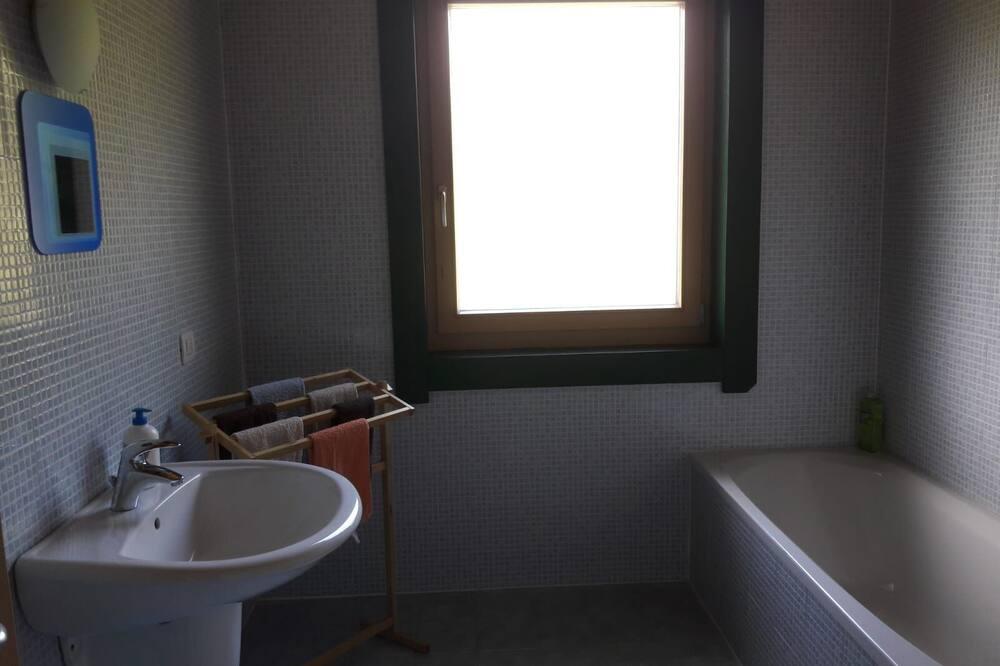 Σαλέ, 3 Υπνοδωμάτια, Μη Καπνιστών - Μπάνιο