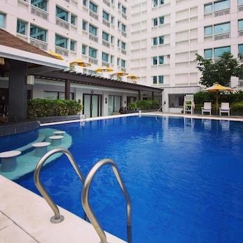 A(z) Quest Serviced Residences hotel fényképe itt: Cebu