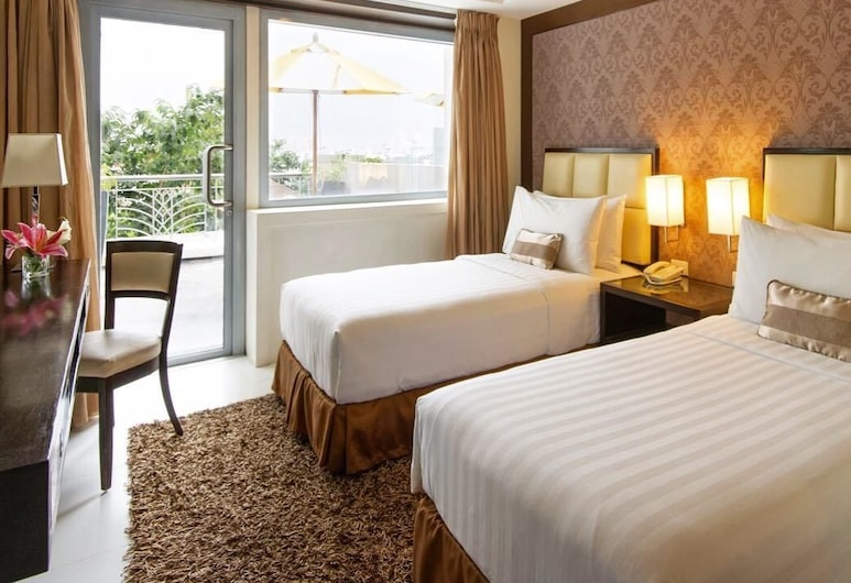 Quest Serviced Residences, Cebu, Two Bedroom Suite Double (Room Only), Room