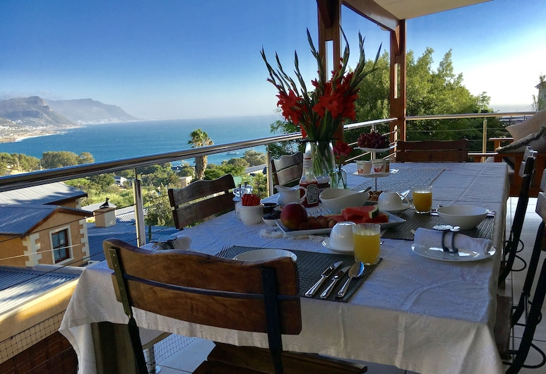 Protea Point, Cape Town, Outdoor Dining