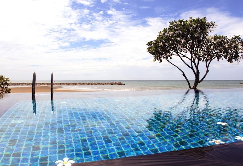 Keang Kluen Talay Resort, Phetchaburi, Vonkajší bazén