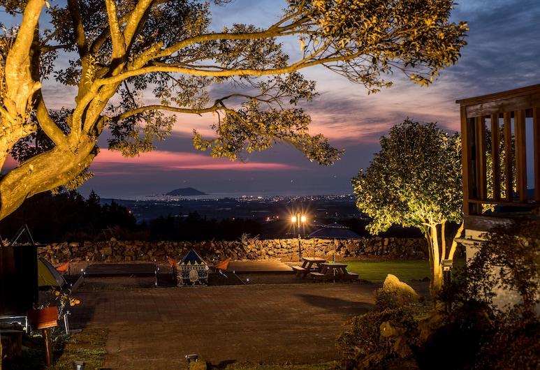 濟州諾夢飯店, Jeju City, 飯店入口 - 夜景