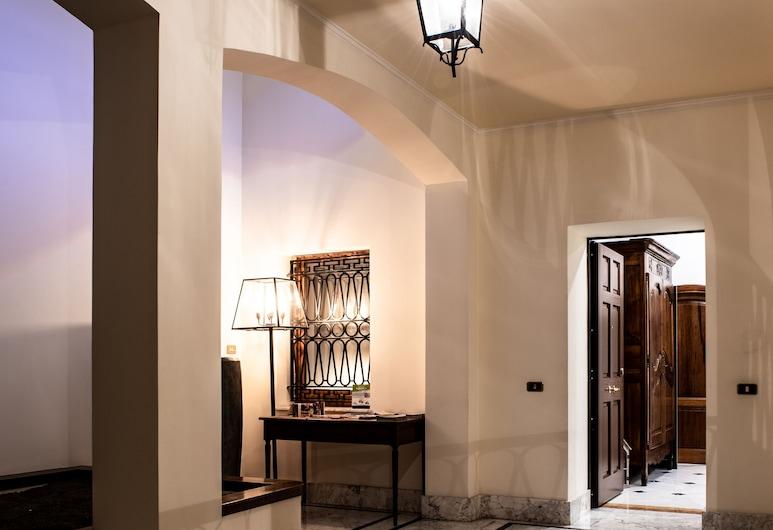 Relais La Lanterne, Cagliari, Suite junior, bañera de hidromasaje, Habitación