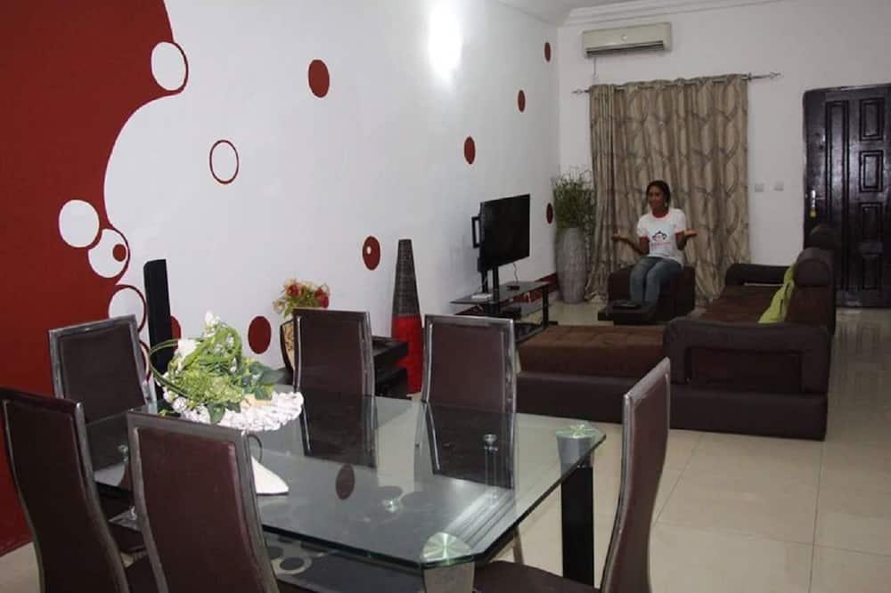 Basic penthouse, pristup za osobe s invalidnošću, za pušače - Obroci u sobi