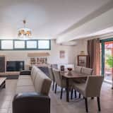 Villa, trīs guļamistabas - Dzīvojamā istaba