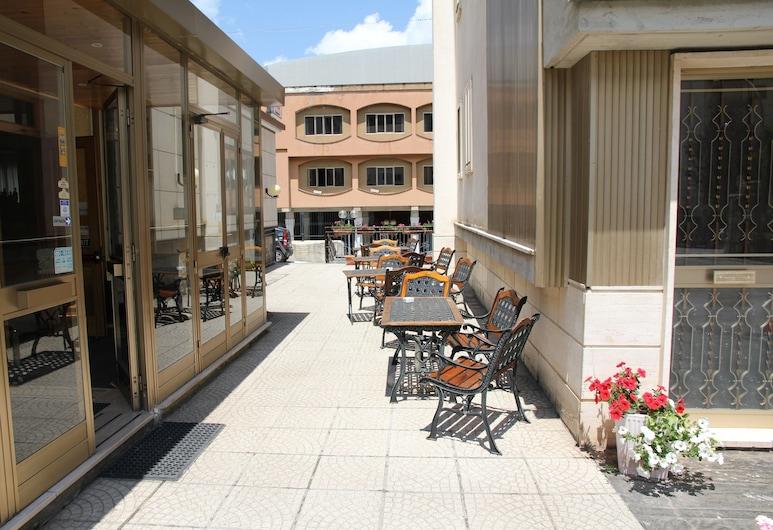 Hotel Da Remo, Roccaraso, Cortile