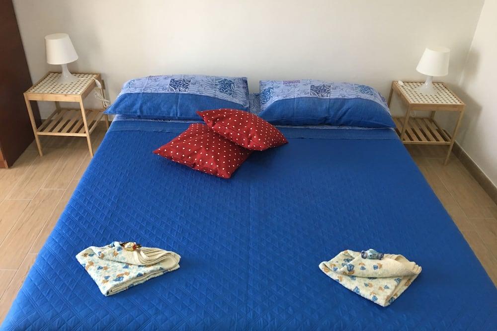 Klasikinio tipo dvivietis kambarys, Kelios lovos, Nerūkantiesiems - Balkonas