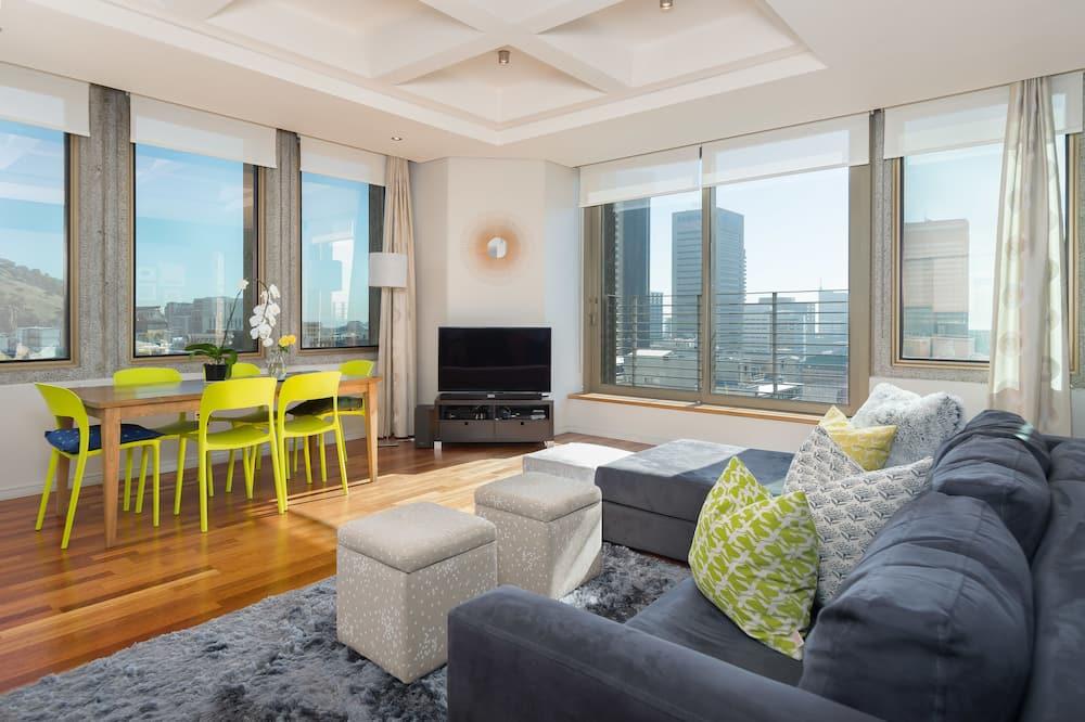 シティ アパートメント クイーンベッド 1 台 - メインのイメージ