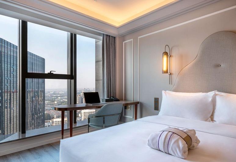 Mercure Suzhou Jinji Lake, Suzhou, Superior-Zimmer, 1King-Bett, Außenbereich