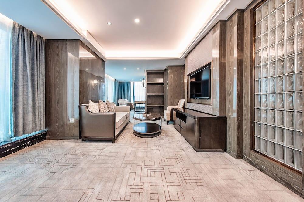 Suite Deluxe, 1 cama King size - Habitación