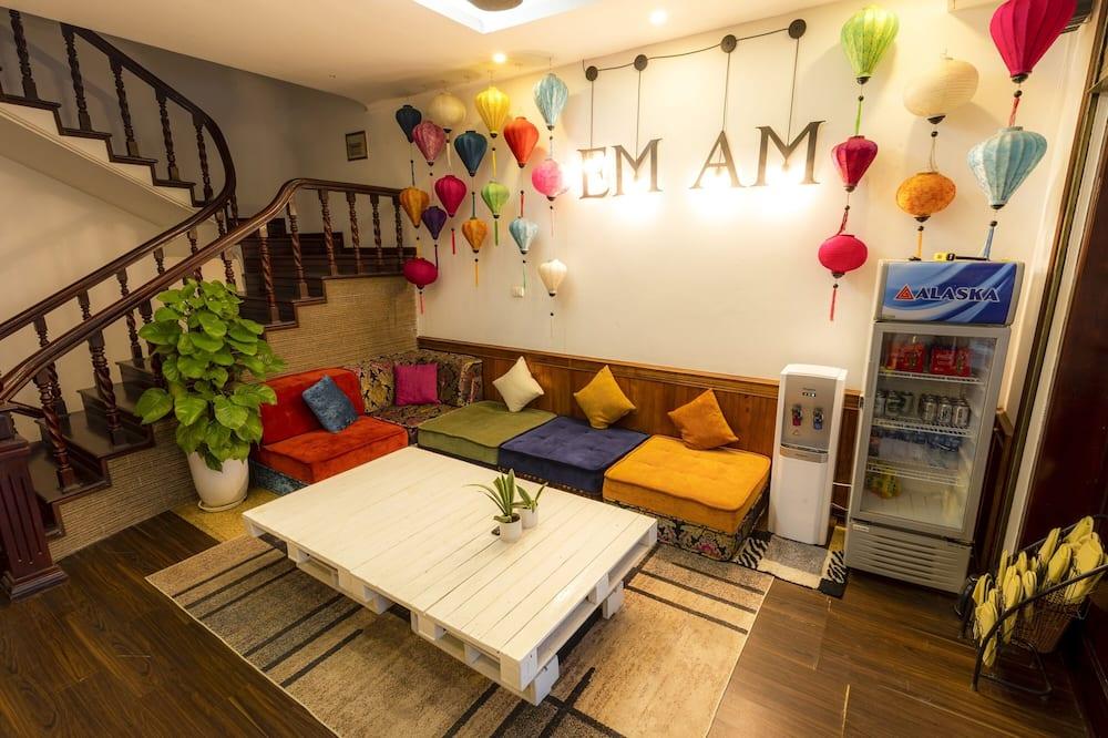 Familienzimmer - Wohnbereich