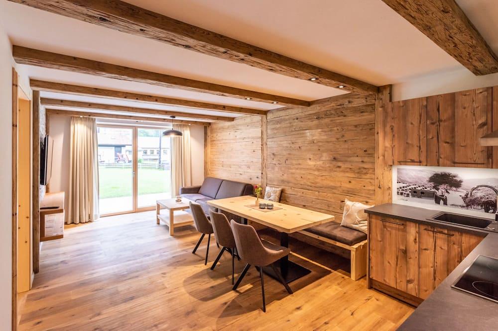 Leilighet – luxury, ikke-røyk (bunk and sofa bed only for children) - Oppholdsområde