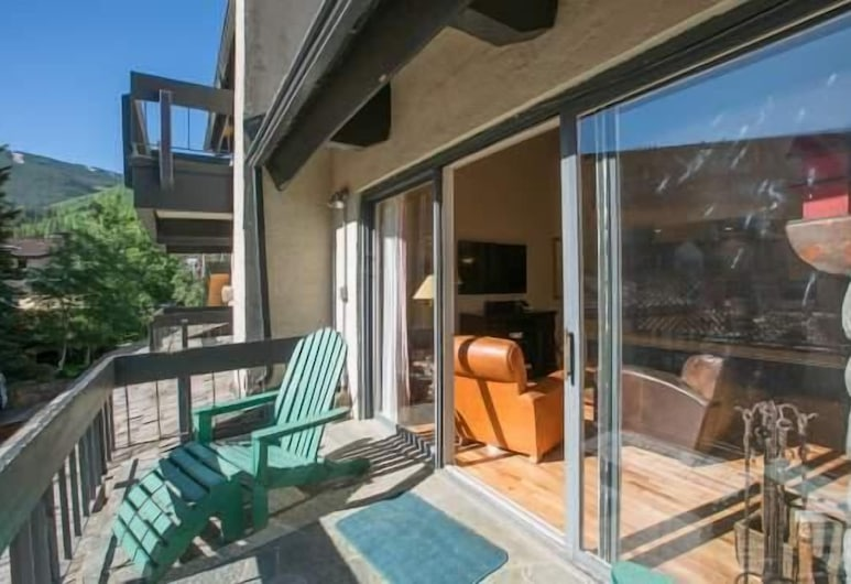2-Bed with Loft 3-Bath In The Center Of Vail Village, Vail, Condo, 3 Bedrooms, Balcony