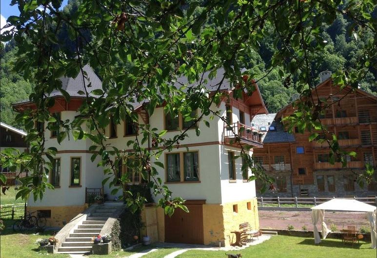 L'aria di Casa, Alagna Valsesia