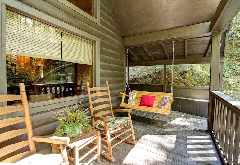 Bear Paw 3 Bedroom Cabin, Sevierville, Ferienhütte, 3Schlafzimmer, Balkon