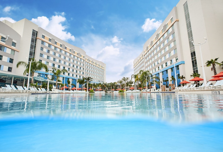 Universal's Endless Summer Resort - Surfside Inn and Suites, Orlando, Pool