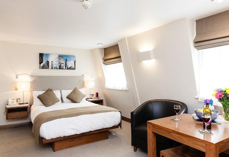 Suffolk Lane, London, Studio, Nichtraucher, Zimmer