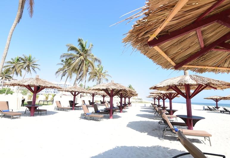 Millennium Resort Salalah, Salalah, Paplūdimys