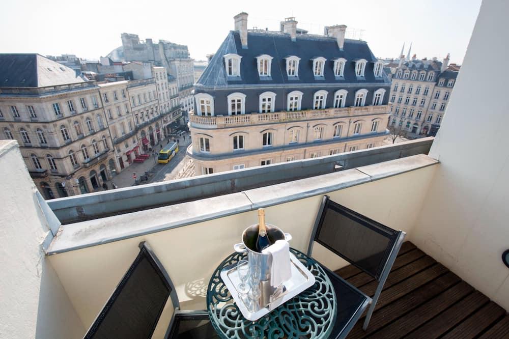 Comfort Double Room, Non Smoking, City View - Balcony View