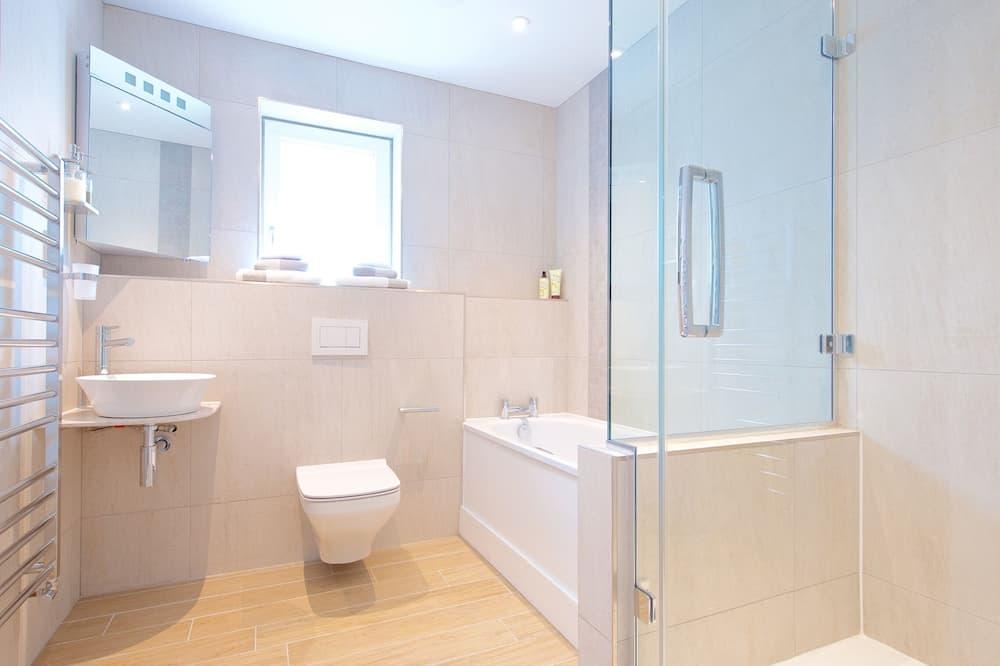 Dvojlôžková izba typu Superior, súkromná kúpeľňa - Kúpeľňa