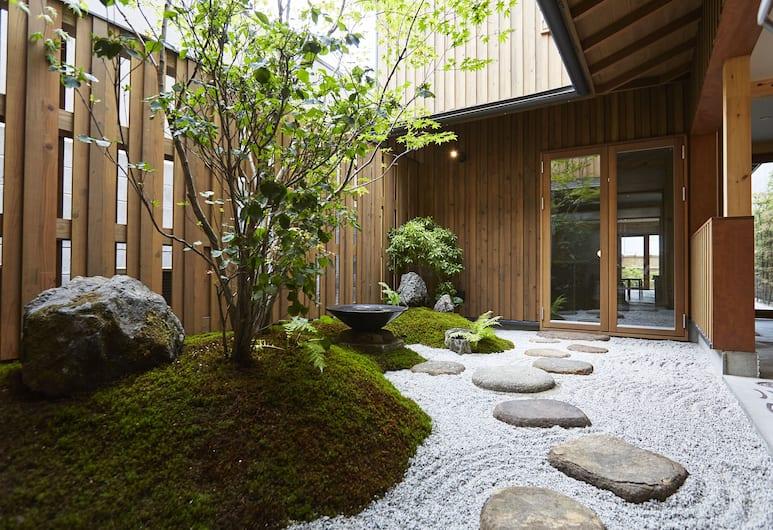 品川設計青年旅舍, Kyoto, 露台