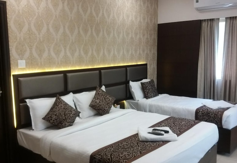 Sand Silver Business Hotel, Chennai, Guest Room