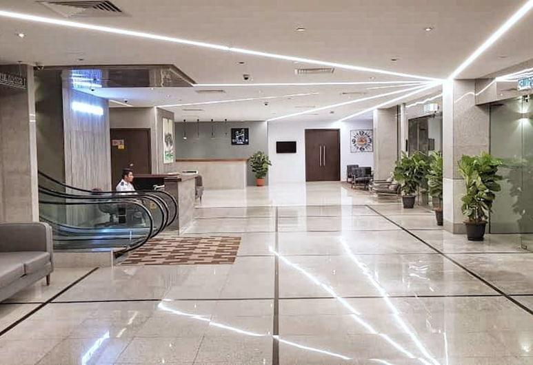 Urban H Hotel, George Town, Lobby