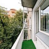 คลาสสิกอพาร์ทเมนท์, 1 ห้องนอน (Naberezhno-Lugovaya st. 7B) - ระเบียง