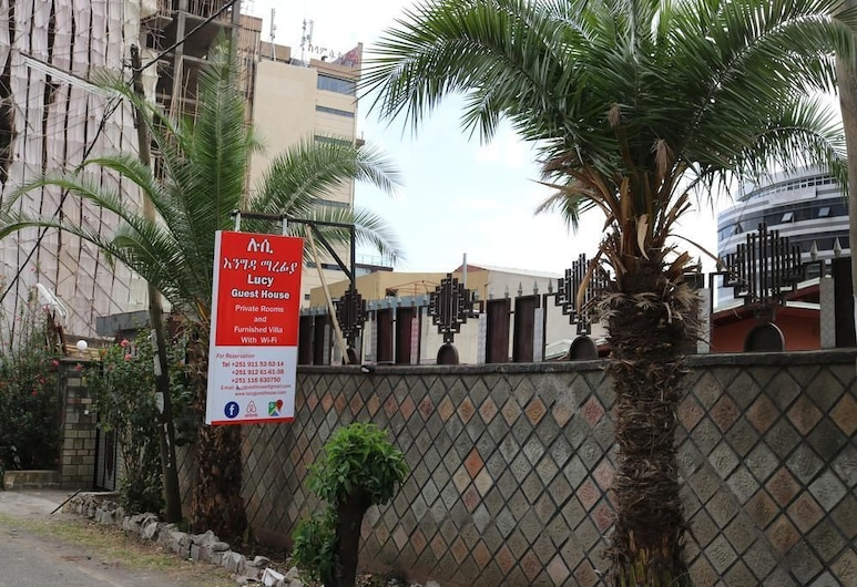 Lucy Guest House B&B, Addis Ababa, Hotelfassade