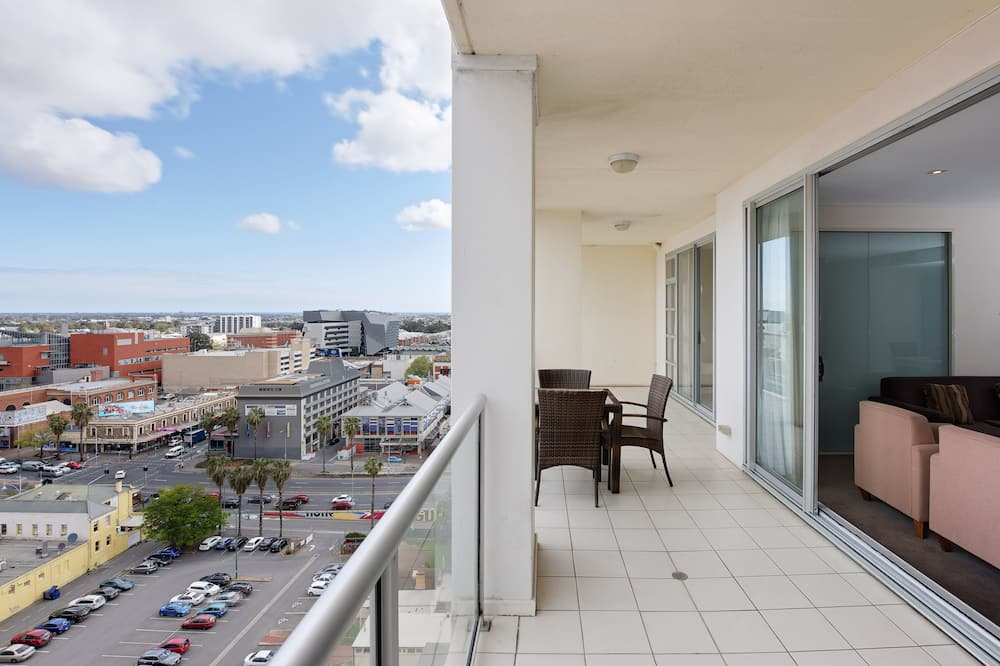 Business Apartment, 2 Queen Beds, Accessible - Balcony