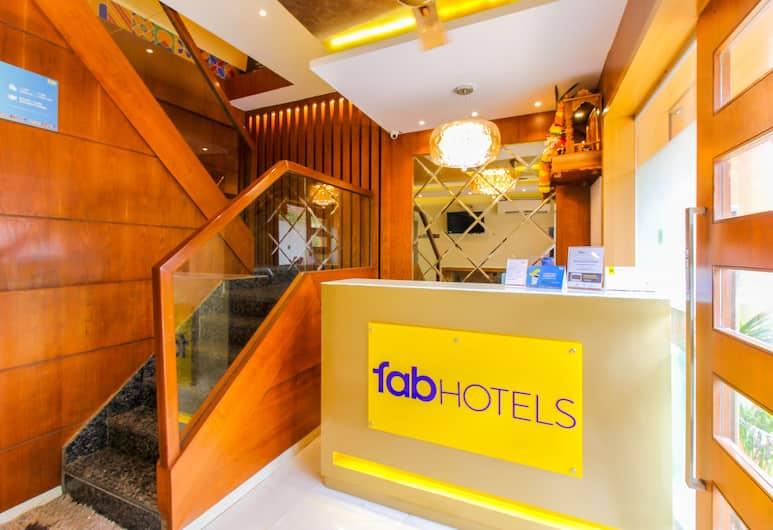 FabHotel Marol Metro Andheri East, Bombay, Resepsiyon