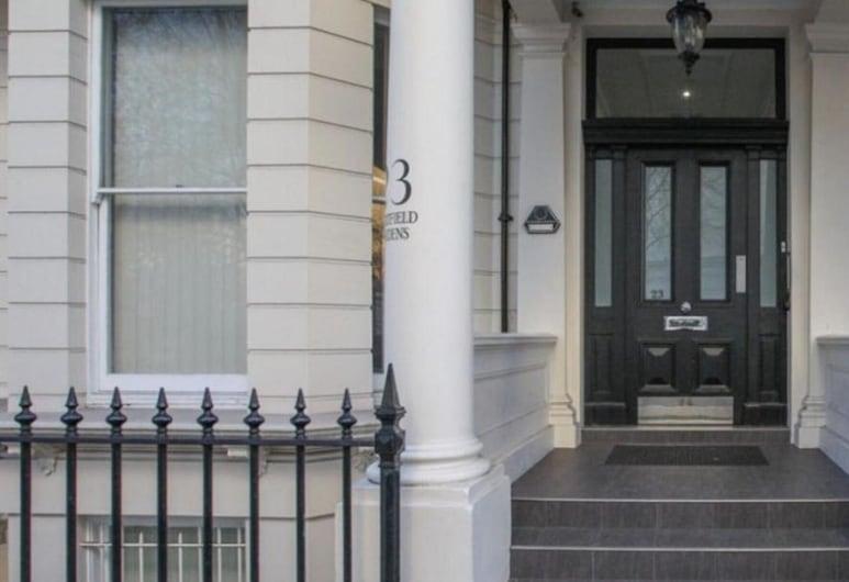 科特菲爾德開放式客房酒店, 倫敦