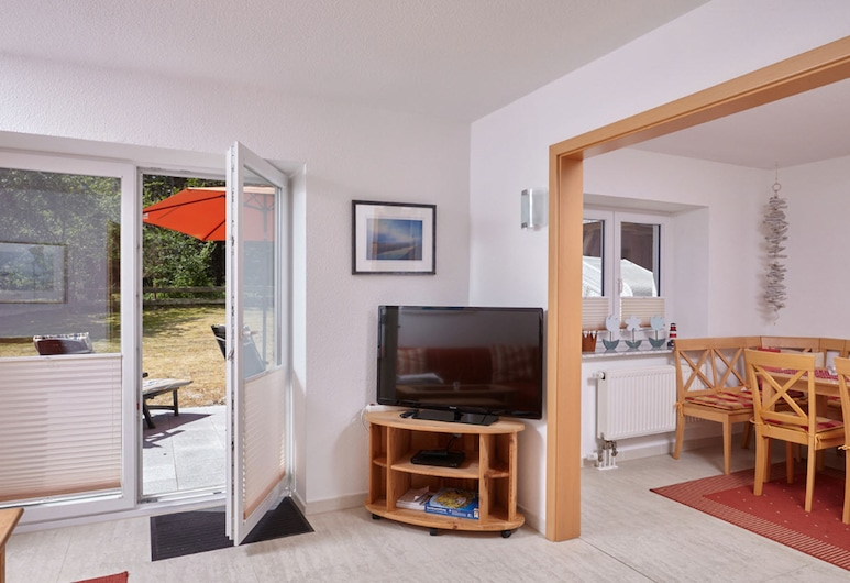 Haus Hartwig, St. Peter-Ording, Hus (A Incl. 95€ Cleaningfee), Oppholdsområde