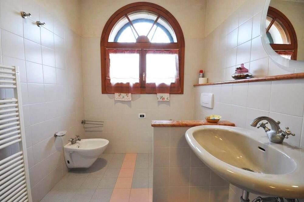 Comfort appartement (Terra) - Badkamer